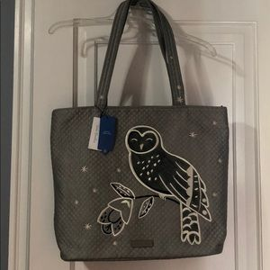 f48bbb38a Vera Bradley Bags - NWT Vera Bradley Iconic Owl Tote LIMITED EDITION